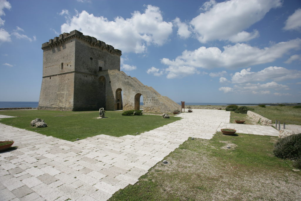 Foto Torre Lapillo