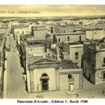 Panorama di levante 1940 porto cesareo