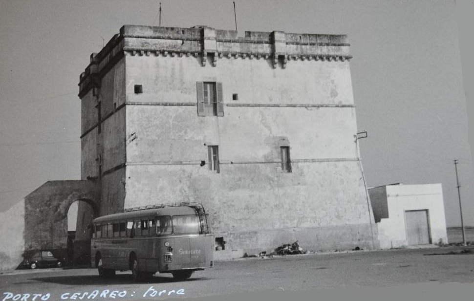 Porto Cesareo Torre Foto Storiche