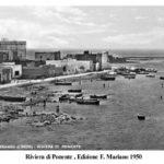 Riviera di Ponente 1950 porto cesareo